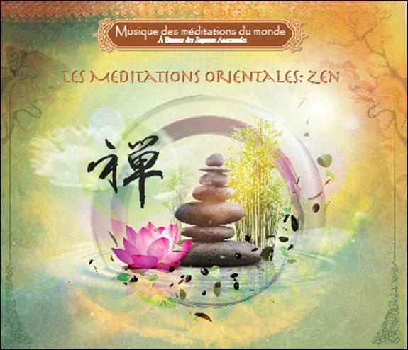 Les méditations orientales : Japon : le zen