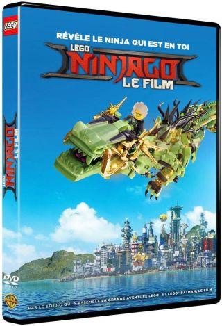 LEGO Ninjago : Le film | Bean, Charlie. Metteur en scène ou réalisateur