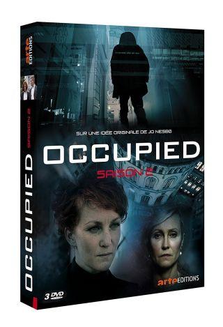 Occupied : 3 DVD = Occupied | Skjoldbjaerg, Erik. Réalisateur