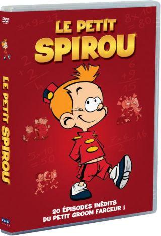 Le Petit Spirou : 20 épisodes inédits du petit groom farceur !