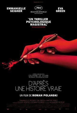 D'après une histoire vraie = D4après une histoire vraie | Polanski, Roman. Réalisateur