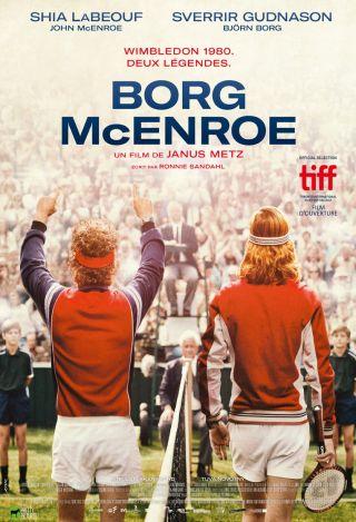 Borg McEnroe = Borg vs. McEnroe | Metz, Janus. Monteur
