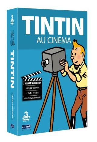 Tintin fait son cinéma |