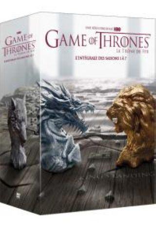 Game of Thrones : L'intégrale de la saison 7 / Jeremy Podeswa ; Mark Mylod ; Matt Shakman [et al.] réalisation   Podeswa, Jeremy. Metteur en scène ou réalisateur