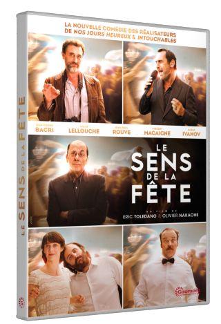 Sens de la fête (Le) | Toledano, Eric. Monteur