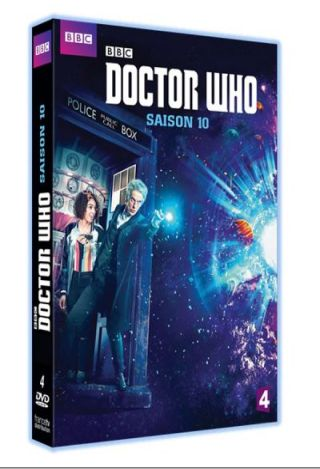 Doctor Who : 4 DVD | Macdonald, Hettie. Réalisateur