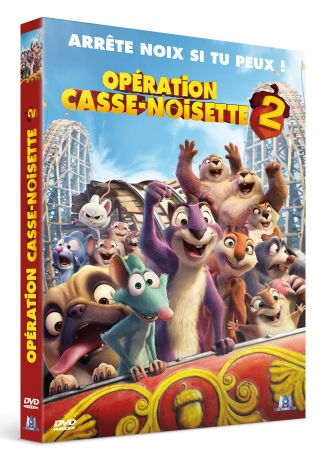 Opération Casse-Noisette 2 = The Nut Job 2 : Nutty by Nature |