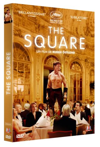 The Square | Ostlund, Ruben. Monteur