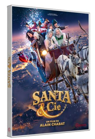 Santa & Cie | Chabat, Alain. Metteur en scène ou réalisateur