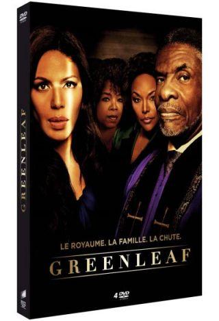 Greenleaf / Craig Wright, auteur ; Merle Dandridge, Kim Hawthorne, Desiree Ross,[et al ] act. |