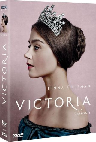 Victoria : Saison 1 = Victoria | McCulloch, Daisy. Monteur