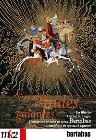 Zingaro - Voyage aux Indes galantes |