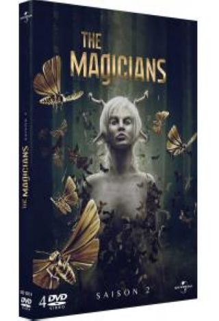 The Magicians : saison 2. Saison 2 = The Magicians - Season 2 | Fisher, Chris. Monteur