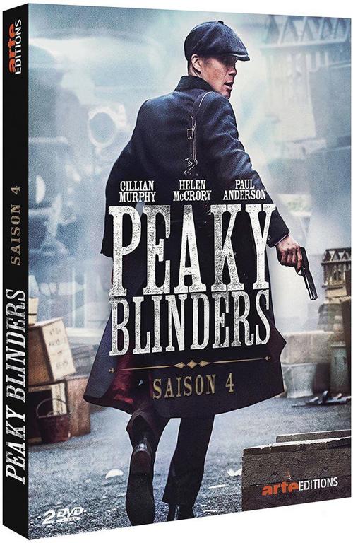 Peaky Blinders / David Caffrey, réal. ; Cillian Murphy, Paul Anderson, Joe Cole,[ et al ] act.  