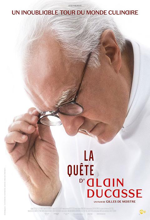 Quête d'Alain Ducasse (La) | Maistre, Gilles de. Monteur