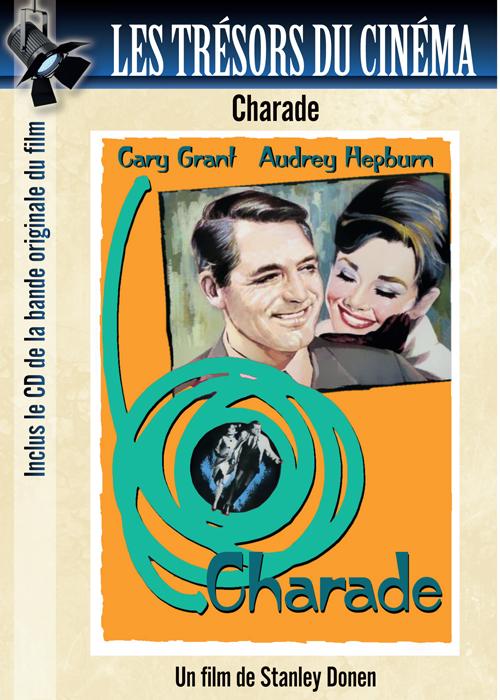 Charade : Inclus le CD de la bande originale du film = Charade   Donen, Stanley. Réalisateur