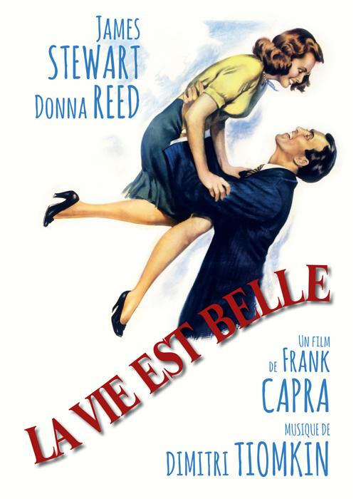 Vie est belle (La) = It's a wonderful life | Capra, Frank. Monteur