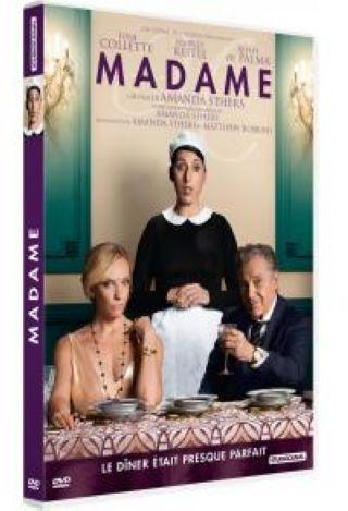Madame / Film de Amanda Sthers  | Sthers, Amanda. Metteur en scène ou réalisateur. Scénariste