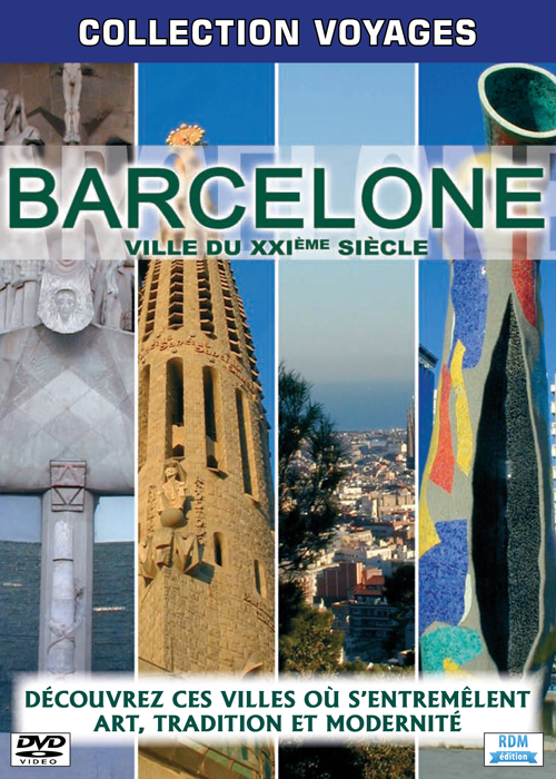 Barcelone : Collection voyages. DVD |