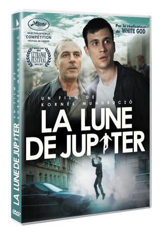 La Lune de Jupiter / Kornél Mundruczó, réal. ; Merab Ninidze, Zsombor Jéger, György Cserhalmi, act.  