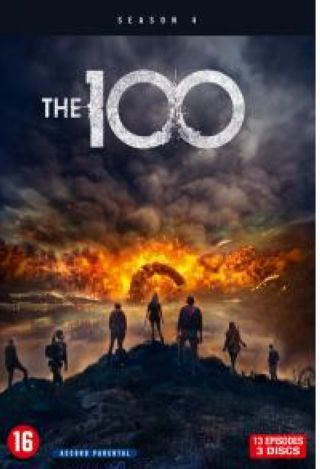 The 100 : saison 4. Saison 4 = The 100 | White, Dean. Monteur