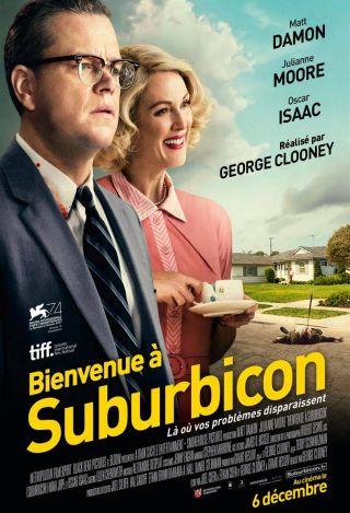 Bienvenue à Suburbicon = Suburbicon | Clooney, George. Monteur