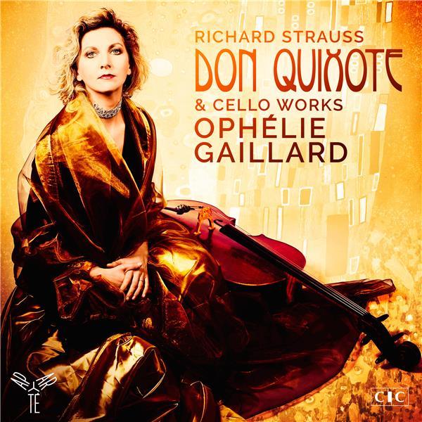 Don Quixote & cello works