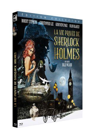 Vie privée de Sherlock Holmes (La) |