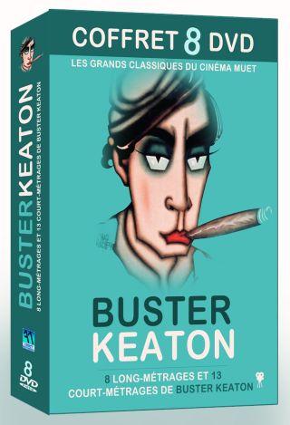 Buster Keaton : Les grands classiques du cinéma muet | Keaton, Buster. Réalisateur