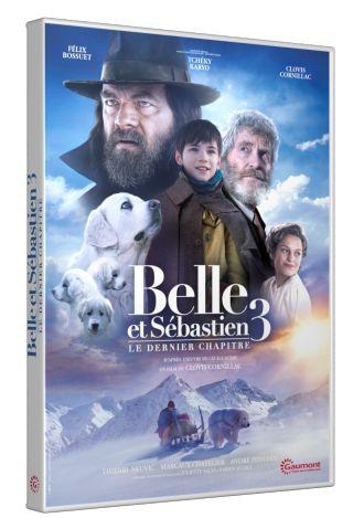 Belle et Sébastien 3 : Le Dernier Chapitre | Cornillac, Clovis. Metteur en scène ou réalisateur