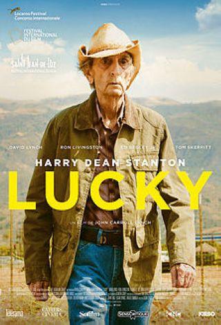Lucky | Lynch, John Carroll. Monteur