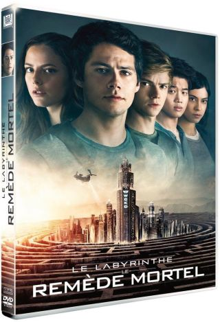 Labyrinthe - 3 (Le). Remède mortel. DVD = Maze Runner : The Death Cure / Wes Ball, réal.  |