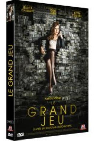 Grand Jeu (Le) : (de Aaron Sorkin) = Molly's Game | Sorkin, Aaron. Réalisateur