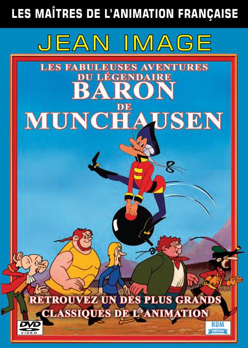 Les Fabuleuses Aventures du légendaire baron de Münchausen