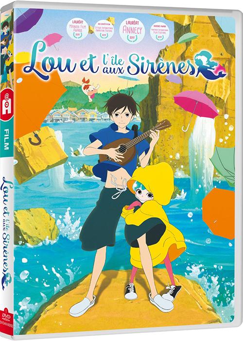 Lou et l'île aux sirènes | Yuasa, Masaaki. Metteur en scène ou réalisateur