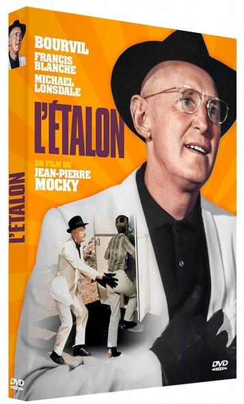 Etalon (L') | Mocky, Jean-Pierre. Antécédent bibliographique