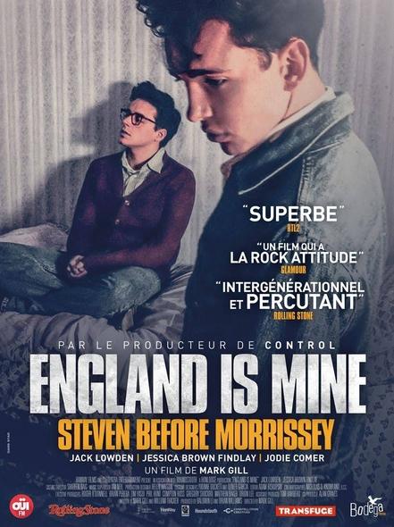 England Is Mine / Film de Mark Gill  | Gill , Mark . Metteur en scène ou réalisateur. Scénariste