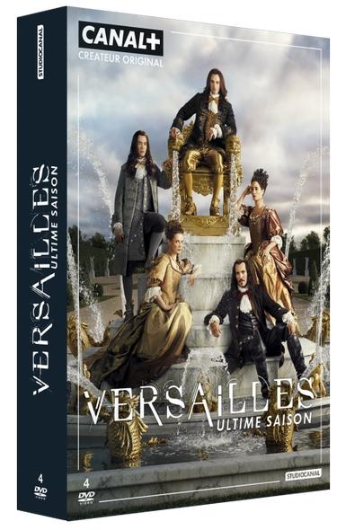 Versailles / Simon Mirren, David Wolstencroft, auteur ; George Blagden, Alexander Vlahos, Tygh Runyan, Maddison Jaizani, act. |