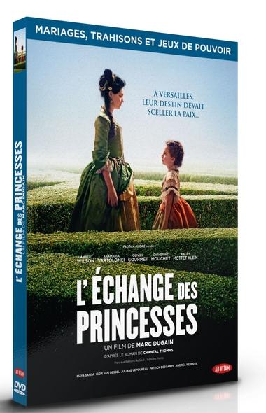 Echange des princesses (L') | Dugain, Marc (1957-....). Monteur