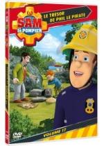 Sam le Pompier . 17, Le Trésor de Phil le Pirate / film de Gary Andrews  | Andrews , Gary . Metteur en scène ou réalisateur
