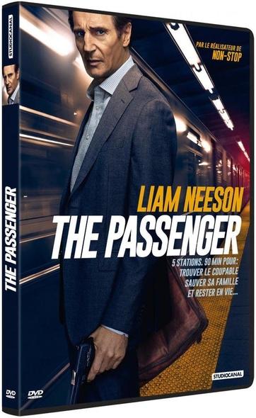 The Passenger | Collet-Serra, Jaume. Réalisateur