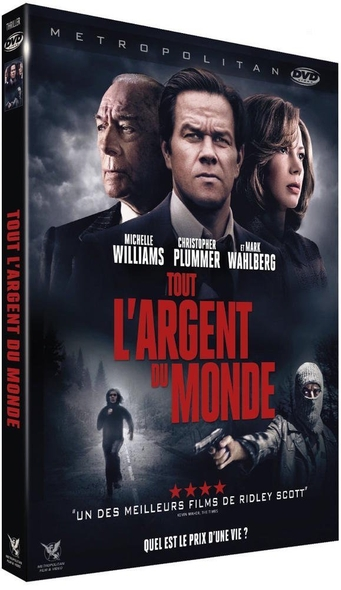 Tout l'argent du monde = All the Money in the World | Scott, Ridley. Monteur