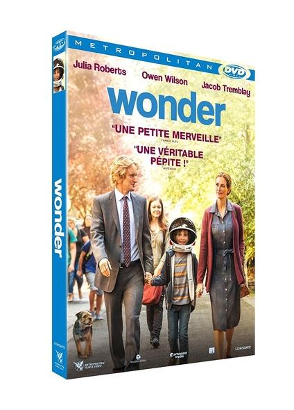 Wonder | Chbosky, Stephen (1970-....). Metteur en scène ou réalisateur