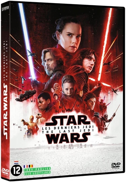 Star Wars - Les Derniers Jedi : Episode 8 = Star Wars: Episode VIII - The Last Jedi | Johnson, Rian. Réalisateur