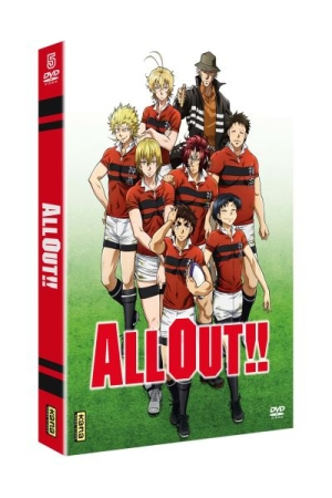 All out !! : DVD 1