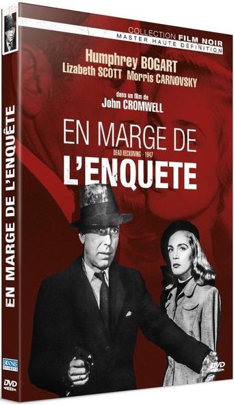 En marge de l'enquête / Film de John Cromwell    Cromwell, John. Metteur en scène ou réalisateur