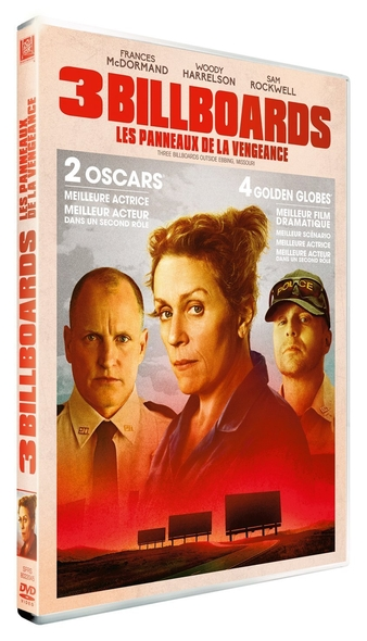 3 Billboards : Les panneaux de la vengeance = Three Billboards Outside Ebbing, Missouri | Mcdonagh, Martin. Monteur
