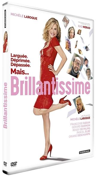 Brillantissime / Michèle Laroque,scénariste et  réal. ; Michèle Laroque, Kad Merad, Gérard Darmon, [ et al  ] act. |