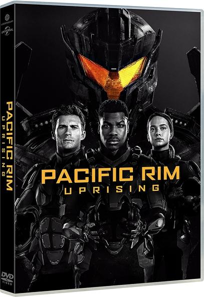 Pacific Rim - Uprising. DVD / Steven S. DeKnight, réal.  | S. DeKnight , Steven . Metteur en scène ou réalisateur