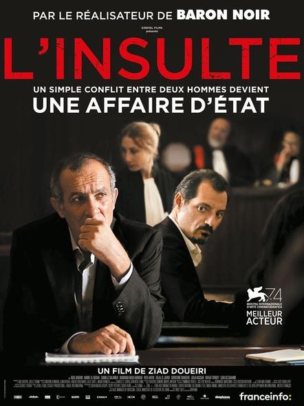 Insulte (L') | Doueiri, Ziad. Réalisateur
